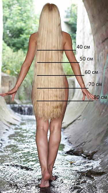 Как разобраться в видах наращивания волос?