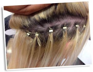 Наращивание волос в Краснодаре