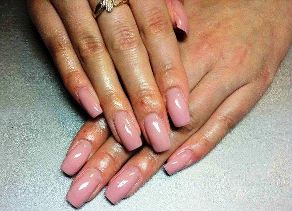 Преимущества наращенных ногтей